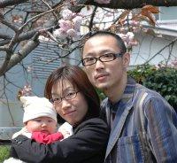 幸せ家族♪